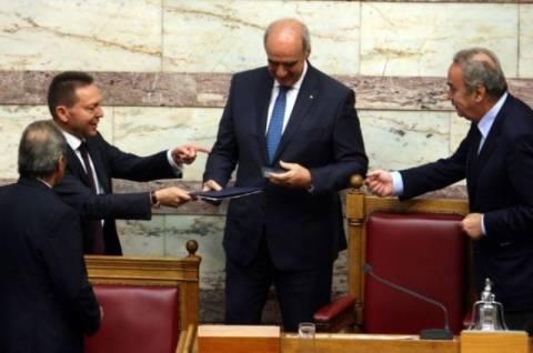 Στη Βουλή προς συζήτηση ο προϋπολογισμός του 2014