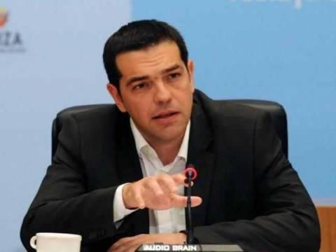 Τσίπρας: Απειλή για τη χώρα η συγκυβέρνηση Σαμαρά - Βενιζέλου