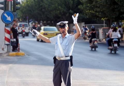 300 κλήσεις σε μία μέρα... μοίρασε η Τροχαία στην Αθήνα