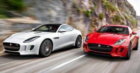 Jaguar  F-TYPE Coupe: Ακόμα πιο δυναμική κι όμορφη