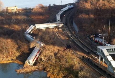 Δεν ήταν υπό την επήρεια αλκοόλ ο μηχανοδηγός του τρένου