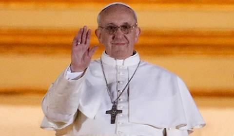 Αποκάλυψη Πάπα Ρώμης: Εκανα την δουλειά του πορτιέρη!