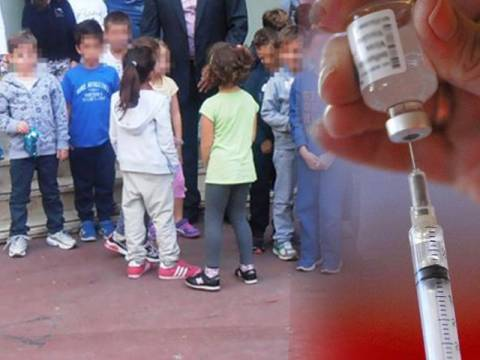 Αφήνονται χιλιάδες παιδιά χωρίς τα απαραίτητα εμβόλια