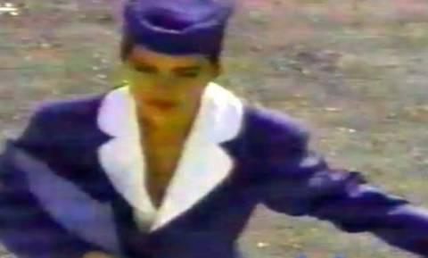 Δείτε την Ελένη Μενεγάκη 22 χρόνια πριν