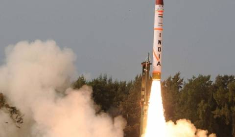 Ινδία: Το 2014 οι δοκιμές πυρηνικού υποβρυχίου δικής της κατασκευής