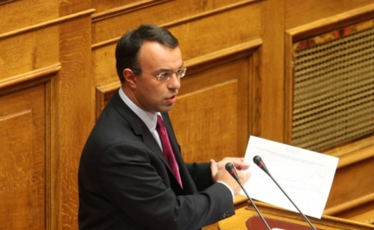 Σταϊκούρας:Aπό τους υψηλότερους της ΕΕ οι φορολογικοί συντελεστές μας