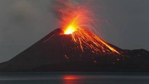 Πόσα ενεργά ηφαίστεια υπάρχουν σε ολόκληρο τον πλανήτη;