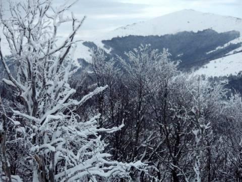 Στον «πάγο» η βόρεια Ελλάδα