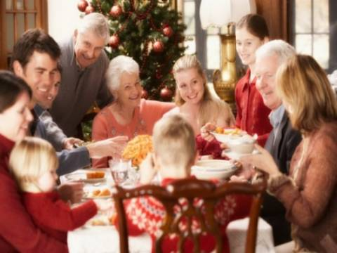 Το χριστουγεννιάτικο πάρτι της ζωδιακής οικογένειας!