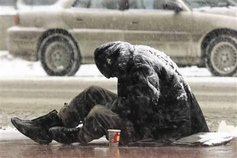 Σχέδιο δράσης για την προστασία αστέγων σε έκτακτες καιρικές συνθήκες