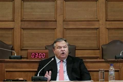 Σε εξέλιξη η συνεδρίαση της ΚΟ του ΠΑΣΟΚ υπό τον Ευ. Βενιζέλο