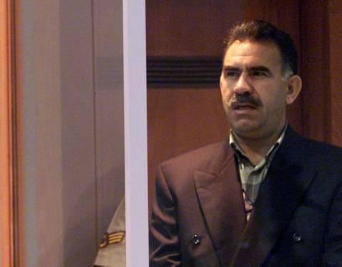 Επισκέψεις Κούρδων βουλευτών στον Οτσαλάν