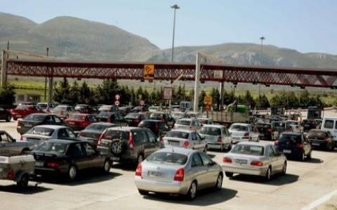 Λαμία: Αντιδράσεις για αυξήσεις στις τιμές των διοδίων