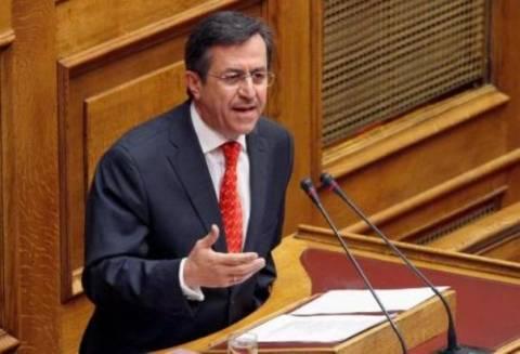 Νικολόπουλος: Θανάσιμη η συνταγή της τρόικα-Έχει κότσια η κυβέρνηση;