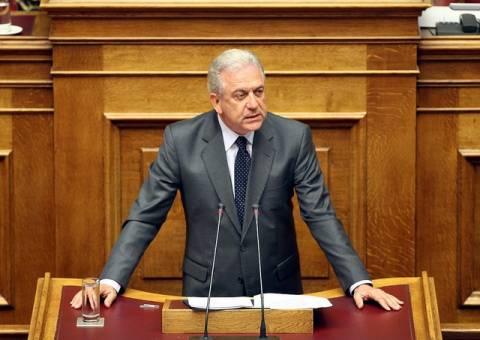 Αβραμόπουλος: Έχουμε πάρει πάνω μας τη κατά το δυνατόν διάσωση των ΕΑΣ