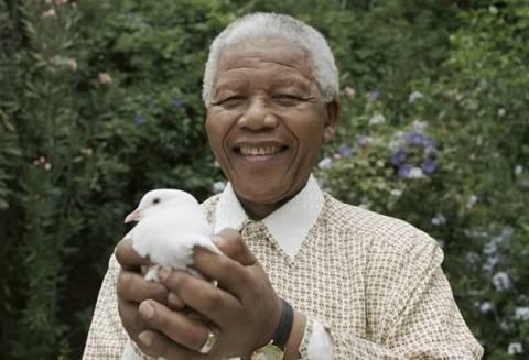 Η ζωή του Νέλσον Μαντέλα (βίντεο + φωτογραφίες)