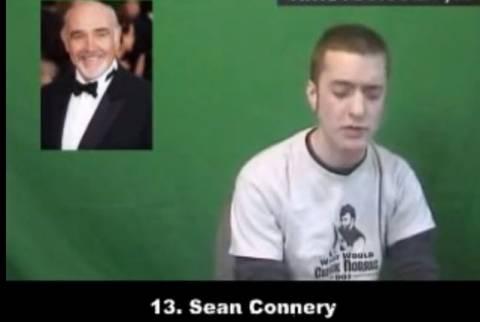 Απίστευτο! Ο άνθρωπος που κάνει 101 διαφορετικές φωνές (βίντεο)