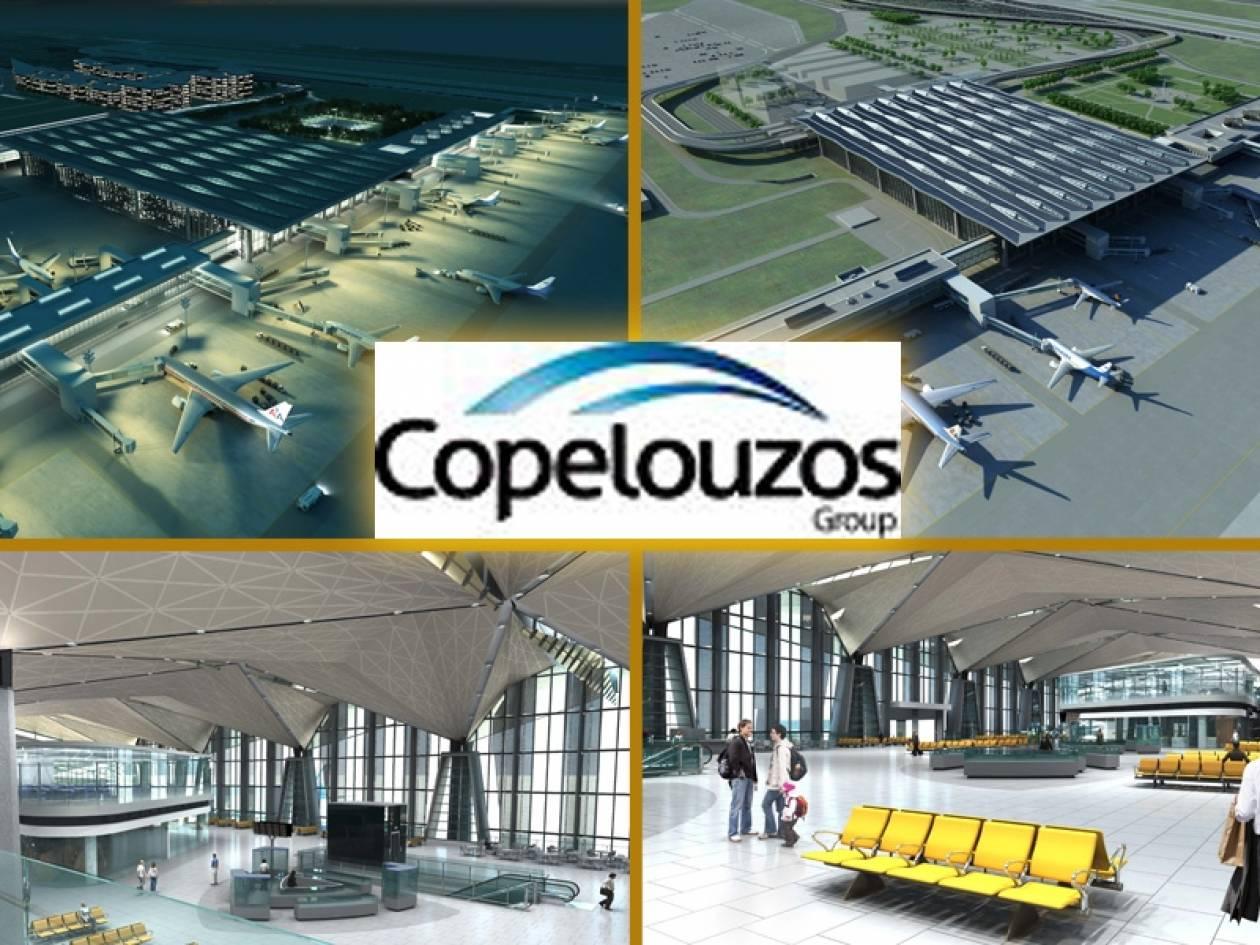 Συμμετοχή του Ομίλου Κοπελούζου στο πιο σύγχρονο αεροδρόμιο της Ρωσίας