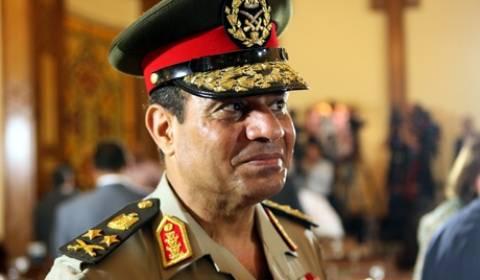 TIME: 'Ανθρωπος της χρονιάς ο Αμπντέλ Φατάχ αλ-Σίσι