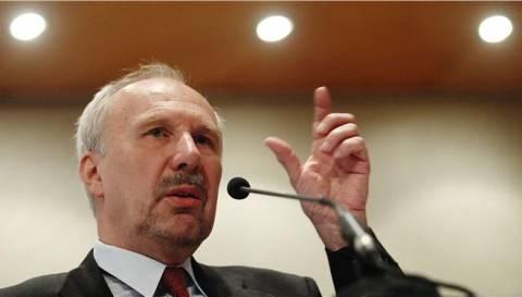 Αντίθετος ο Νοβότνι σε διατήρηση του «δόγματος του σοκ» στην Ευρωζώνη