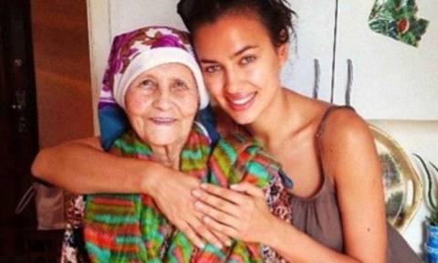 Η γιαγιά της Irina Shayk ήταν κατάσκοπος του Στάλιν!
