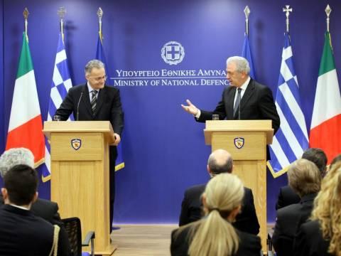 Προτεραιότητα η λαθρομετανάστευση για ιταλική και ελληνική προεδρία