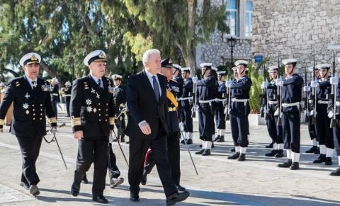 Τον προστάτη του Άγιο Νικόλαο τίμησε το Πολεμικό μας Ναυτικό