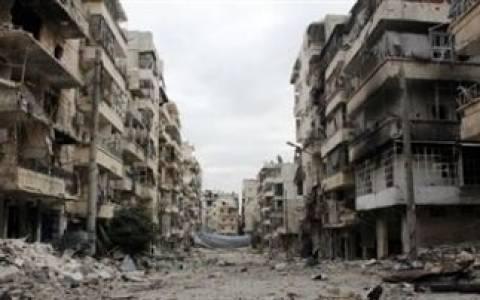 Επίθεση αυτοκτονίας με πέντε νεκρούς στη Συρία