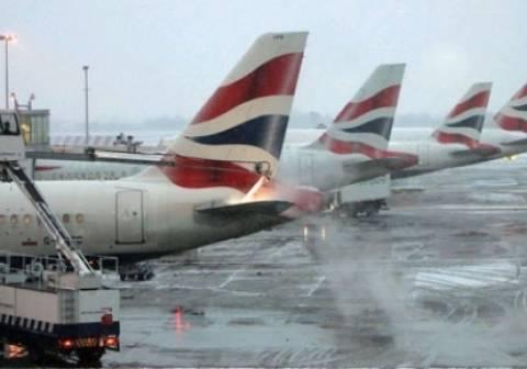 Βρετανία: Καθυστερήσεις πτήσεων λόγω βλάβης σε σύστημα ελέγχου