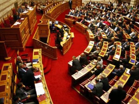 Ψηφίζεται σήμερα τα μεσάνυχτα ο προϋπολογισμός του 2014