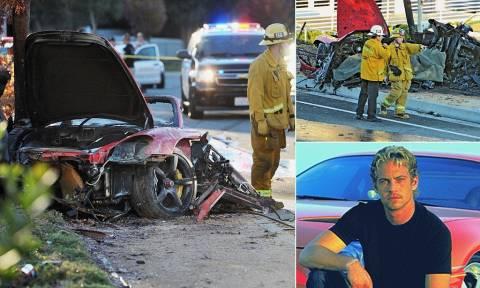 ΣΟΚ: Έκλεψε τμήμα από το αμάξι του Walker και δημοσίευσε τη φωτογραφία