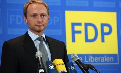 Ο Κρίστιαν Λίντνερ νέος ηγέτης του Κόμματος των Ελεύθερων Δημoκρατών