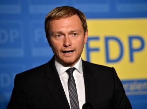 Ο Κρίστιαν Λίντνερ νέος ηγέτης του Κόμματος των Ελεύθερων Δημοκρατών