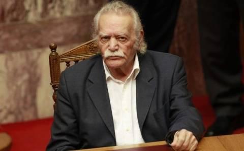Μ. Γλέζος: Περαστικά στον ελληνικό λαό