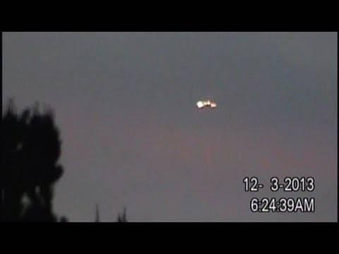 Βίντεο: Ιδιωτικός ερευνητής εντόπισε UFO!