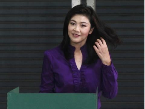 Εκλογές αποφάσισε η πρωθυπουργός της Ταϊλάνδης
