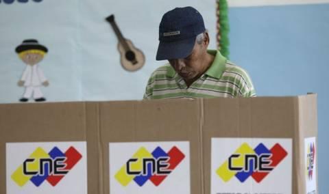 Όλα δείχνουν νίκη του κόμματος του Μαδούρο στις τοπικές εκλογές
