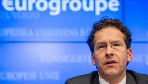 Ντάισελμπλουμ: Πρώτα να ακούσουμε την τρόικα και μετά η συμφωνία