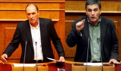 Τσακαλώτος-Σταθάκης: Μέρος της λύσης οι συνεταιριστικές τράπεζες