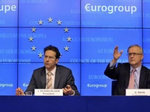 Eurogroup: Ίσως ένα δισ. τώρα και τον Ιανουάριο οι τελικές αποφάσεις