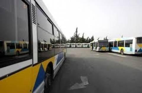 Φωτιά σε λεωφορείο του ΟΑΣΑ στη λεωφόρο Κηφισού