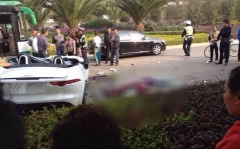 Τραγικό τροχαίο: Πεζή χτυπήθηκε διαδοχικά από 4 οχήματα