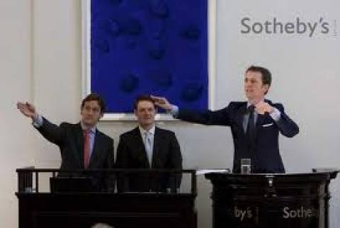 Sotheby's: Οι δημοπρασίες παγκόσμια συγκέντρωσαν $200 εκατομμύρια