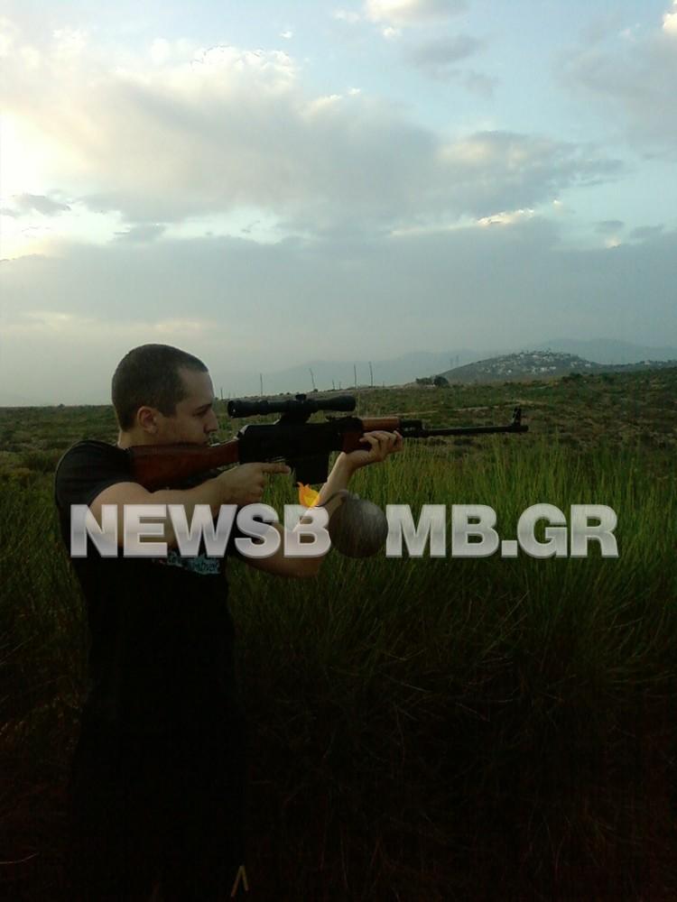 Εικόνες-ΣΟΚ από την στρατιωτική εκπαίδευση της Χρυσής Αυγής (pics)