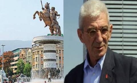 Ο Μπουτάρης στα Σκόπια και το μόνο που τον ενόχλησε ήταν η «αισθητική»