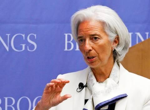 Λαγκάρντ: Ζήτημα τιμής για το ΔΝΤ να αναγνωρίσει το λάθος στην Ελλάδα