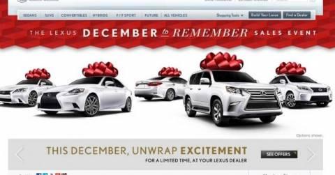 Η Ελληνίδα που διαφημίζει Lexus
