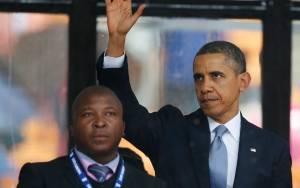 Αποκάλυψη – ΣΟΚ για την τελετή στη μνήμη του Μαντέλα (vid)