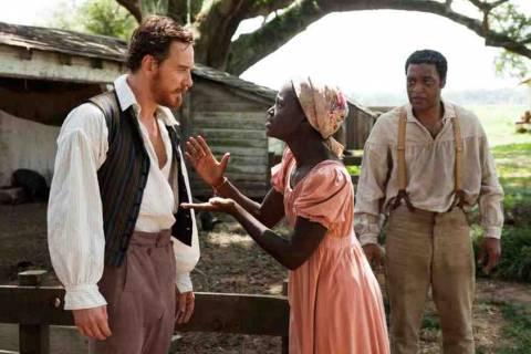 12 Χρόνια Σκλάβος - Η αξιοπρέπεια δεν κρατιέται με αλυσίδες