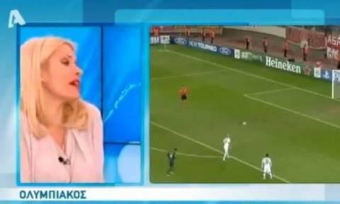 Απολαυστικό βίντεο:Οι απορίες της Ελένης για το ποδόσφαιρο